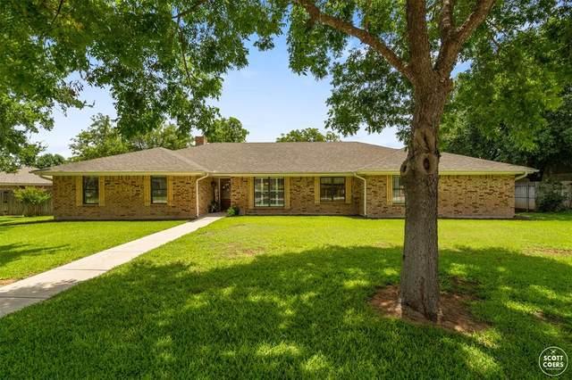 8 Stonebridge Circle, Brownwood, TX 76801 (MLS #14625102) :: Wood Real Estate Group