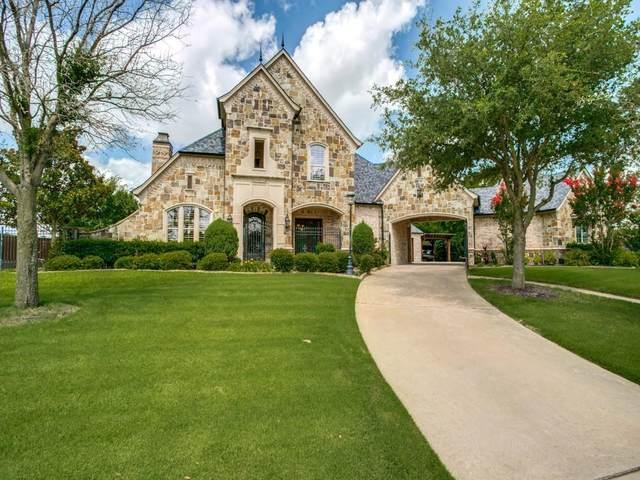 1092 Sendero Drive, Keller, TX 76248 (MLS #14625120) :: Wood Real Estate Group