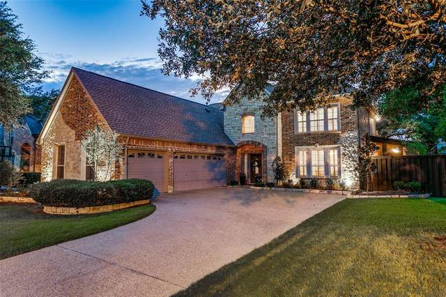 816 Shady Meadow Drive, Highland Village, TX 75077 (MLS #14625122) :: Real Estate By Design
