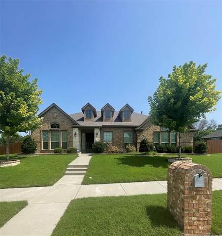 221 Brighton Drive, Desoto, TX 75115 (MLS #14625137) :: RE/MAX Pinnacle Group REALTORS
