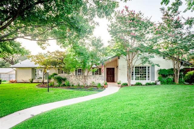 7019 Gateridge Drive, Dallas, TX 75254 (MLS #14625151) :: Rafter H Realty