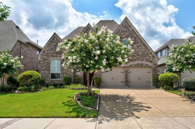 1613 Fountain Vista View, St Paul, TX 75098 (MLS #14625161) :: Rafter H Realty