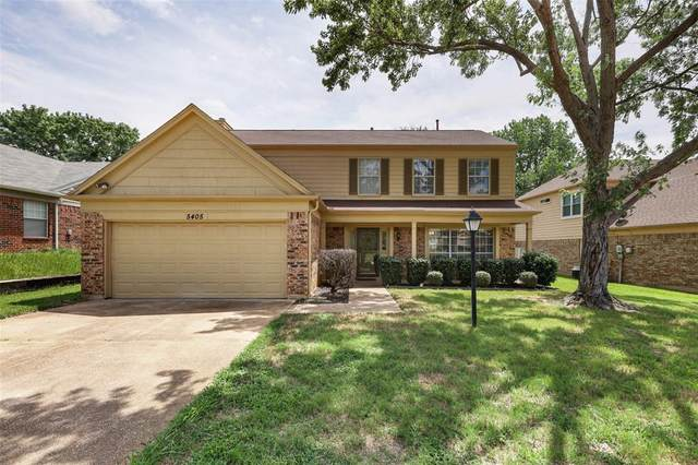 5405 Lookout Trail, Arlington, TX 76017 (MLS #14625167) :: The Chad Smith Team