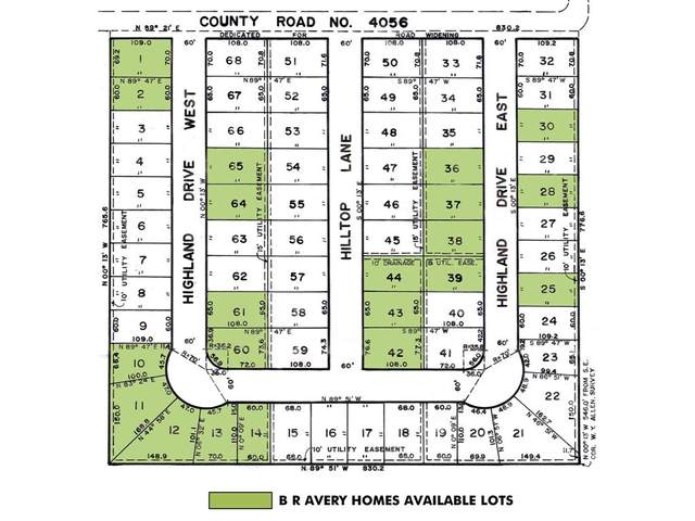 1704 Highland Drive W, Keller, TX 76262 (MLS #14625179) :: Real Estate By Design