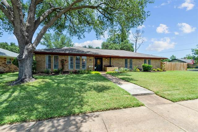 3301 Country Club Road, Pantego, TX 76013 (MLS #14625184) :: The Mauelshagen Group