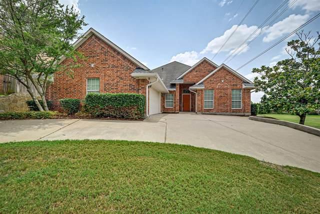 7410 Lands End Drive, Arlington, TX 76016 (MLS #14625200) :: EXIT Realty Elite