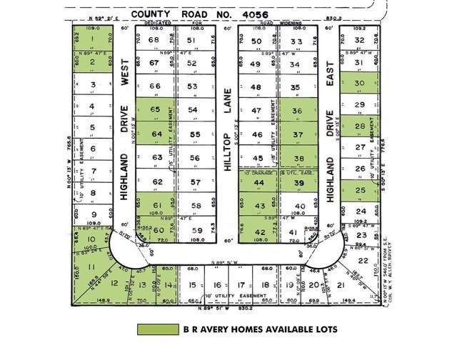 1733 Hilltop Lane, Keller, TX 76262 (MLS #14625201) :: Real Estate By Design