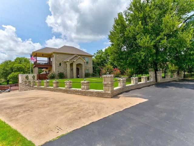 2117 N Rough Creek Court, Granbury, TX 76048 (MLS #14625202) :: Real Estate By Design