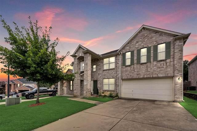 4008 Bay Springs Court, Arlington, TX 76016 (MLS #14625226) :: Wood Real Estate Group