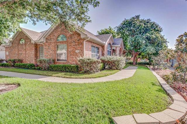3233 Rosehaven Drive #1610, Fort Worth, TX 76116 (MLS #14625235) :: The Chad Smith Team