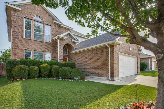 9748 Brenden Drive, Fort Worth, TX 76108 (MLS #14625239) :: The Mitchell Group