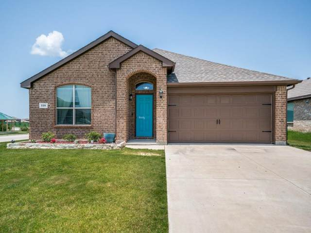226 Meadowlands Drive, Ponder, TX 76259 (MLS #14625241) :: 1st Choice Realty
