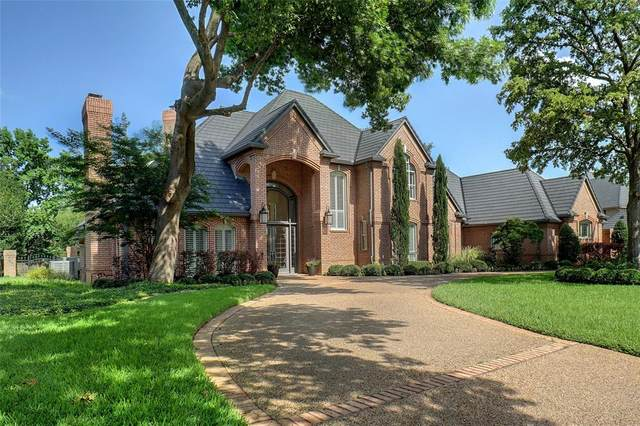 4503 Lakeside Drive, Colleyville, TX 76034 (MLS #14625250) :: The Mitchell Group