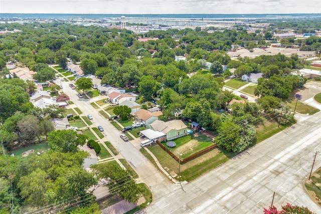 801 Birch Street, Grand Prairie, TX 75050 (MLS #14625275) :: Robbins Real Estate Group