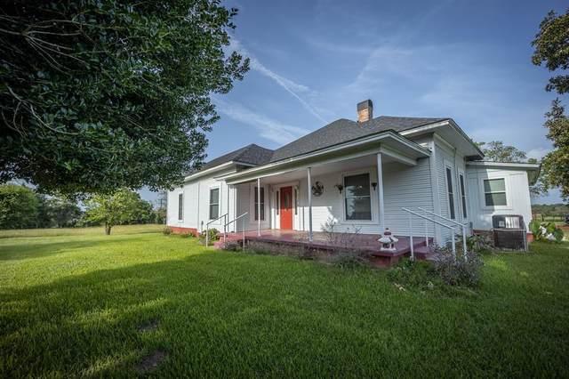 2396 Fm 312, Winnsboro, TX 75494 (MLS #14625281) :: Real Estate By Design