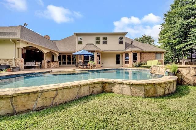 2110 Dueling Oaks Drive, Tyler, TX 75703 (MLS #14625295) :: Real Estate By Design