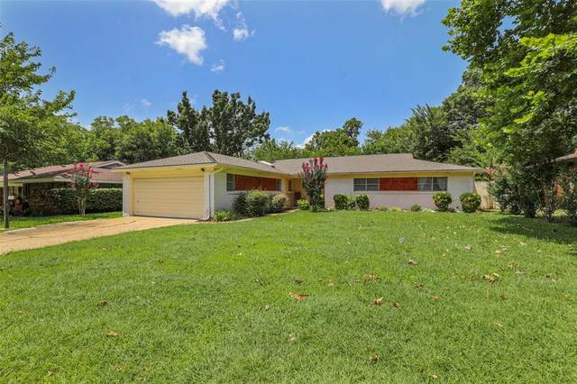 204 Revere Drive, Fort Worth, TX 76134 (MLS #14625318) :: Real Estate By Design