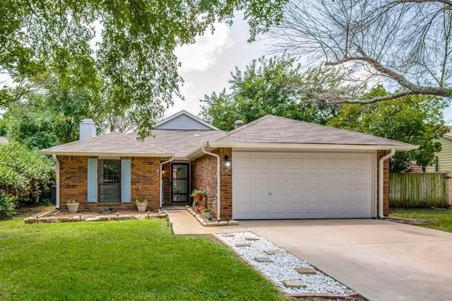 2716 Mistywood Lane, Denton, TX 76209 (MLS #14625339) :: The Krissy Mireles Team