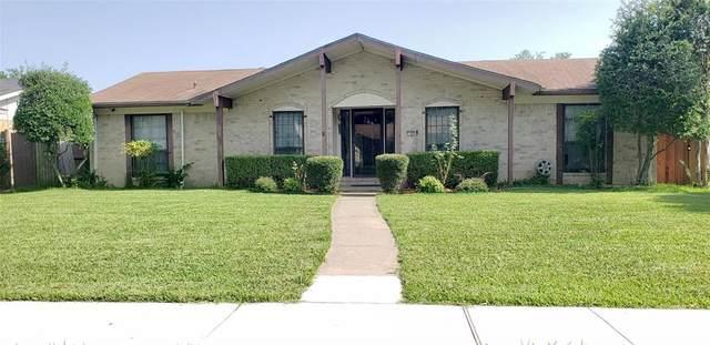 1806 Goliad Drive, Garland, TX 75042 (MLS #14625344) :: Wood Real Estate Group