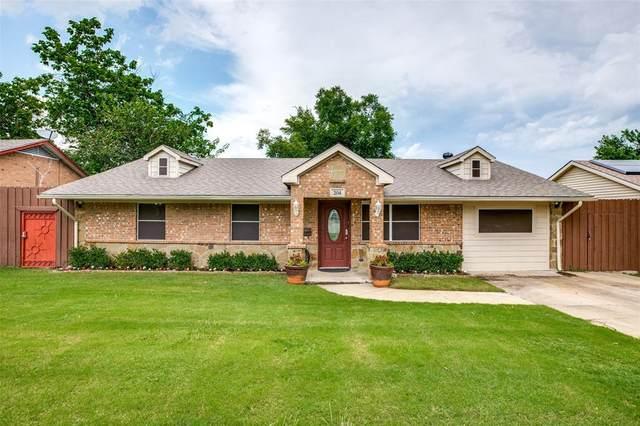 204 Skylark Street, Mesquite, TX 75149 (MLS #14625347) :: Wood Real Estate Group