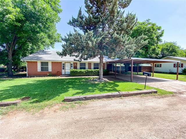 1005 N 7th Street, Haskell, TX 79521 (MLS #14625355) :: Real Estate By Design