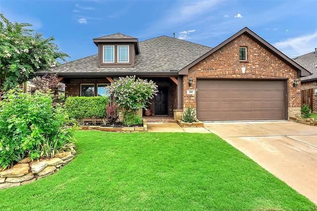 209 Kelvington Drive, Anna, TX 75409 (MLS #14625367) :: Real Estate By Design