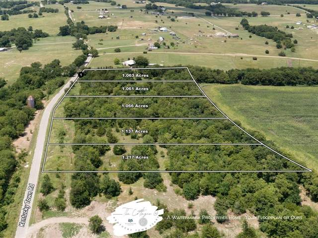 Lot 4 Kentucky Town Road, Whitewright, TX 75491 (MLS #14625376) :: Robbins Real Estate Group