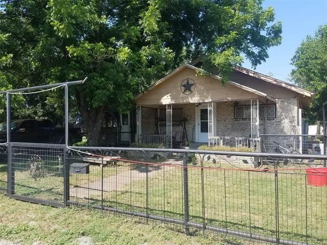603 S Halbryan Street, Eastland, TX 76448 (MLS #14625379) :: Real Estate By Design