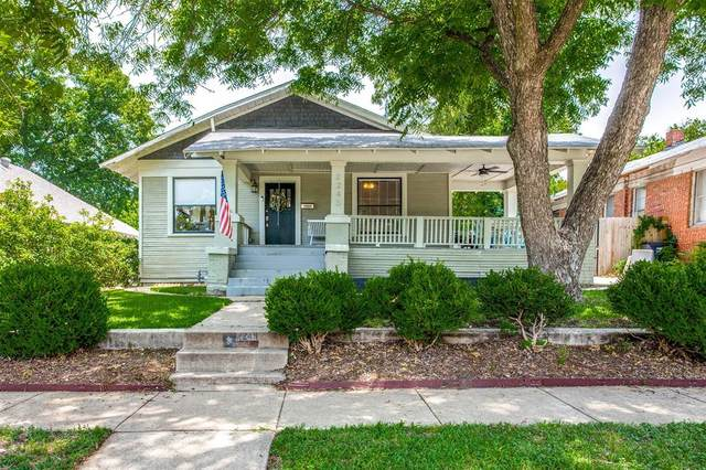 2245 Washington Avenue, Fort Worth, TX 76110 (MLS #14625381) :: The Mauelshagen Group