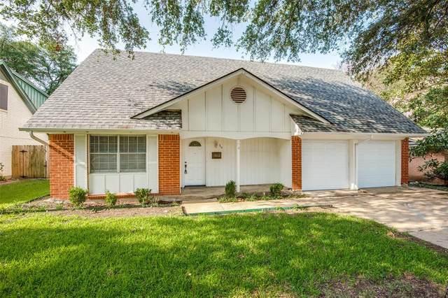 715 Melrose Drive, Richardson, TX 75080 (MLS #14625396) :: Wood Real Estate Group