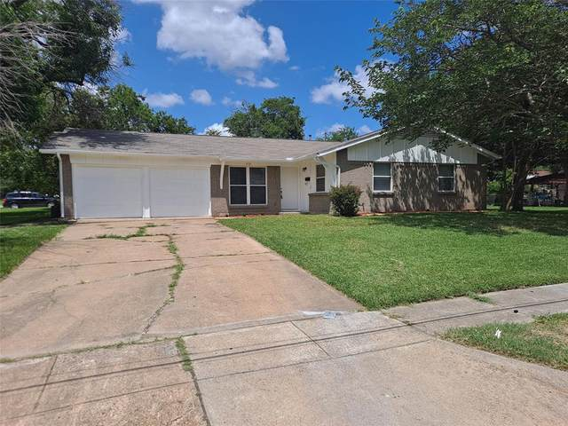 2736 Linhaven Drive, Mesquite, TX 75150 (MLS #14625401) :: Real Estate By Design