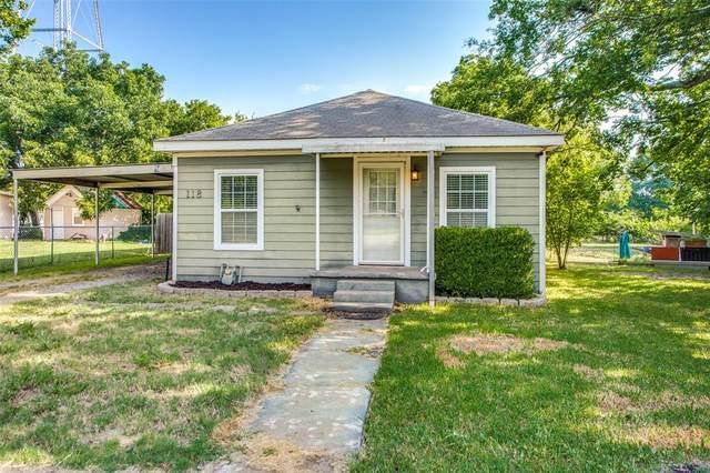 118 E Saunders Street E, Trenton, TX 75490 (MLS #14625426) :: Rafter H Realty