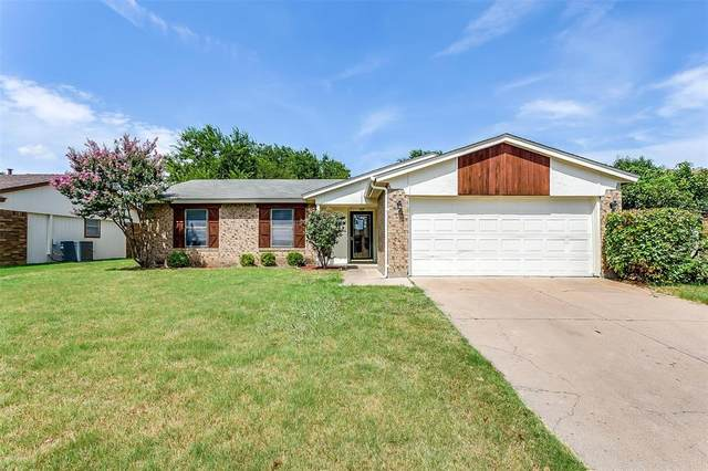 452 Parkview Drive, Burleson, TX 76028 (MLS #14625464) :: The Daniel Team