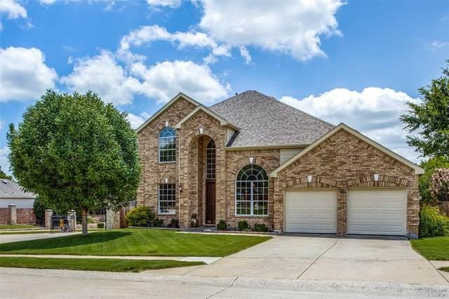 2901 Willowdale Court, Mckinney, TX 75072 (MLS #14625472) :: The Mauelshagen Group