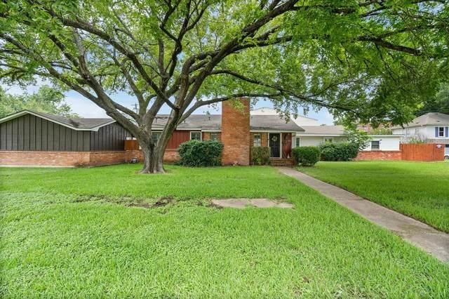 309 S 2nd Street, Wortham, TX 76693 (MLS #14625497) :: Wood Real Estate Group