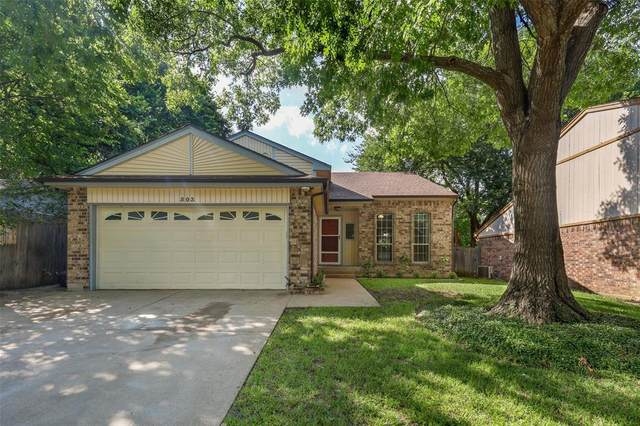 503 Mockingbird Drive, Mansfield, TX 76063 (MLS #14625514) :: Wood Real Estate Group