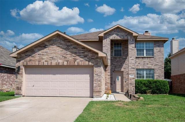 4804 Sleepy Ridge Circle, Fort Worth, TX 76133 (MLS #14625522) :: The Krissy Mireles Team