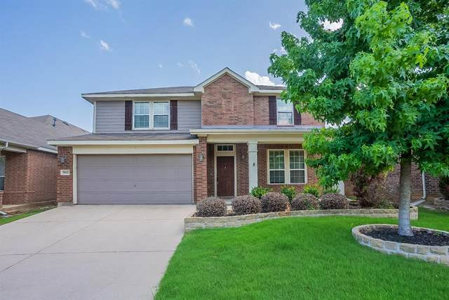 5032 Escambia Terrace, Fort Worth, TX 76244 (MLS #14625536) :: Real Estate By Design