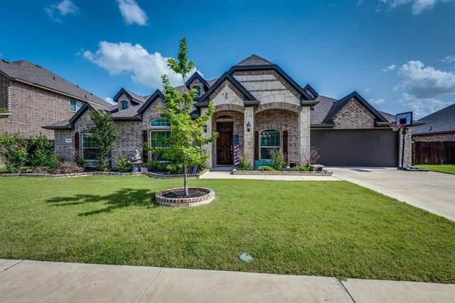 6218 Allison Drive, Midlothian, TX 76065 (MLS #14625549) :: Rafter H Realty