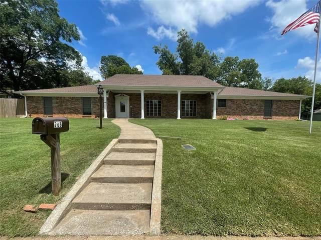708 Texas Street, Sulphur Springs, TX 75482 (MLS #14625554) :: Wood Real Estate Group