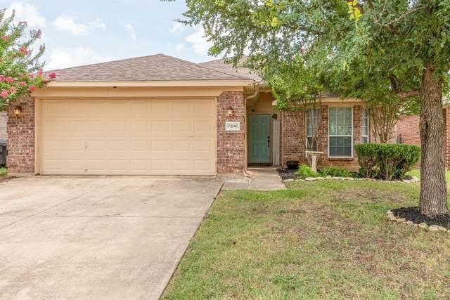 7241 Decoy Lane, Fort Worth, TX 76120 (MLS #14625559) :: Wood Real Estate Group