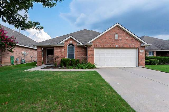 4516 Chris Drive, Fort Worth, TX 76244 (MLS #14625572) :: Real Estate By Design