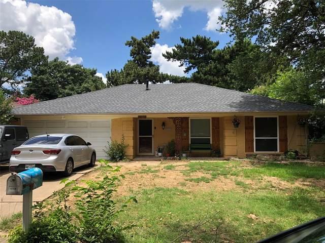 4709 Oak Valley Drive, Arlington, TX 76016 (MLS #14625595) :: The Mauelshagen Group