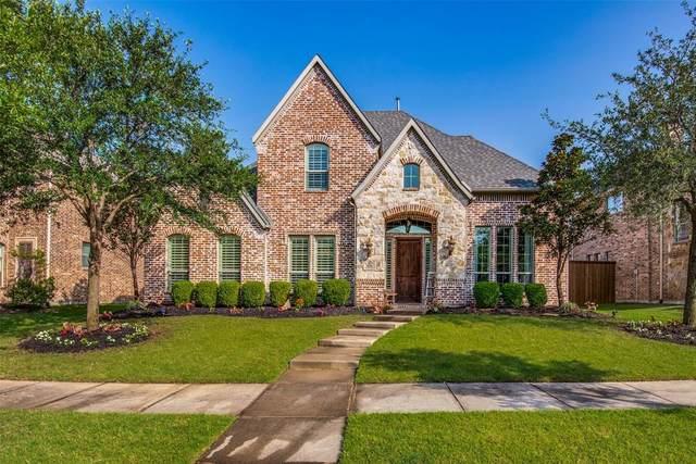 7058 Pecan Chase Lane, Frisco, TX 75034 (MLS #14625602) :: The Mauelshagen Group
