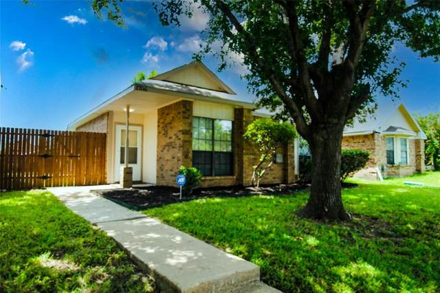 1706 Windmill Lane, Mesquite, TX 75149 (MLS #14625603) :: The Daniel Team