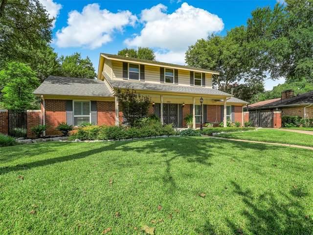 2931 Dorrington Drive, Dallas, TX 75228 (MLS #14625614) :: Wood Real Estate Group