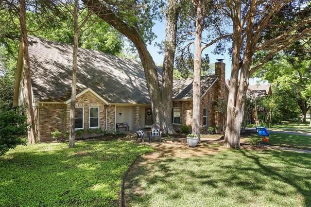 1713 Timberway Drive, Richardson, TX 75082 (MLS #14625627) :: Rafter H Realty