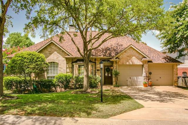 2380 Glen Ridge Drive, Highland Village, TX 75077 (MLS #14625647) :: Real Estate By Design
