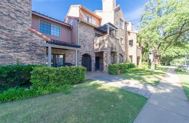 3405 Binkley Avenue F, University Park, TX 75205 (MLS #14625665) :: The Chad Smith Team
