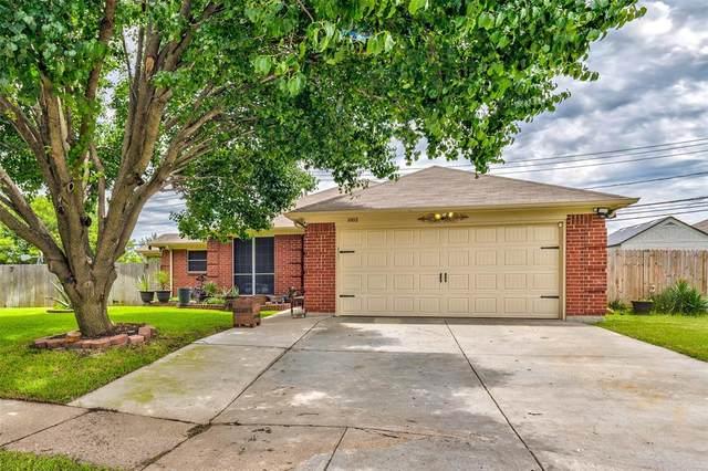 1002 Valley Branch Drive, Arlington, TX 76001 (MLS #14625666) :: Rafter H Realty